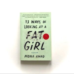 13 ways of looking at a fat girl book soft cover